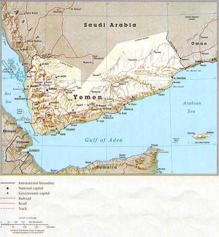 yemen_map