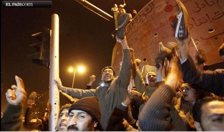revuelyas egipto